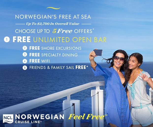 Norwegian Cruise Line | Ignite Cruises and Tours